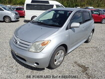 Used 2005 TOYOTA IST BH375861 for Sale for Sale