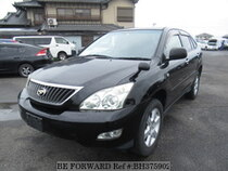 Used 2007 TOYOTA HARRIER BH375902 for Sale for Sale