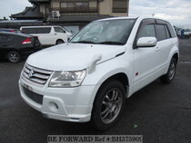 Used 2009 SUZUKI ESCUDO BH375909 for Sale for Sale