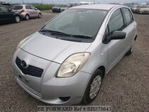 Used 2005 TOYOTA VITZ BH375641 for Sale for Sale