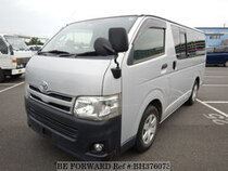 Used 2012 TOYOTA HIACE VAN BH376073 for Sale for Sale