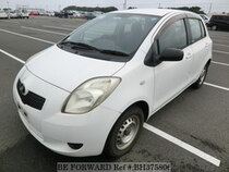 Used 2005 TOYOTA VITZ BH375806 for Sale for Sale
