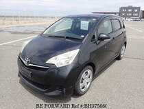 Used 2011 TOYOTA RACTIS BH375660 for Sale for Sale