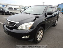Used 2009 TOYOTA HARRIER BH376101 for Sale for Sale