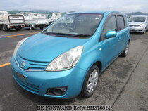 Used 2010 NISSAN NOTE BH376014 for Sale for Sale