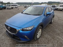 Used 2015 MAZDA CX-3 BH376162 for Sale for Sale