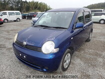 Used 2004 TOYOTA SIENTA BH375970 for Sale for Sale