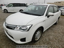 Used 2015 TOYOTA COROLLA AXIO BH378125 for Sale for Sale