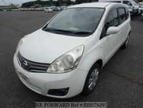 Used 2010 NISSAN NOTE BH378295 for Sale for Sale