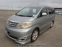 Used 2006 TOYOTA ALPHARD BH378144 for Sale for Sale