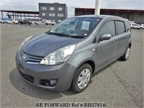 Used 2010 NISSAN NOTE BH378149 for Sale for Sale