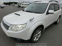 Used 2008 SUBARU FORESTER BH378058 for Sale for Sale