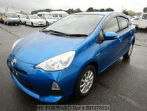 Used 2013 TOYOTA AQUA BH378324 for Sale for Sale