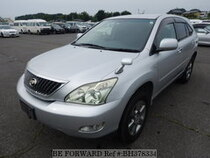 Used 2009 TOYOTA HARRIER BH378334 for Sale for Sale