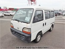 Used 1995 HONDA ACTY VAN BH378001 for Sale for Sale