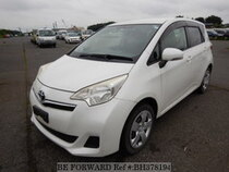 Used 2011 TOYOTA RACTIS BH378194 for Sale for Sale
