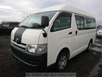 Used 2010 TOYOTA HIACE VAN BH378077 for Sale for Sale