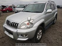 Used 2002 TOYOTA LAND CRUISER PRADO BH378079 for Sale for Sale