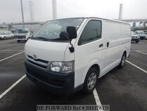 Used 2010 TOYOTA HIACE VAN BH378176 for Sale for Sale