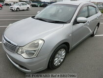 Used 2008 NISSAN BLUEBIRD SYLPHY BH379963 for Sale for Sale