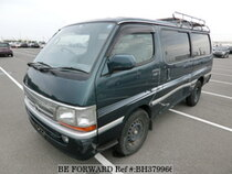 Used 2003 TOYOTA HIACE VAN BH379966 for Sale for Sale