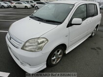 Used 2006 TOYOTA RAUM BH380133 for Sale for Sale