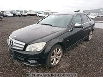 Used 2007 MERCEDES-BENZ C-CLASS BH380220 for Sale for Sale