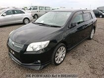 Used 2007 TOYOTA COROLLA FIELDER BH380221 for Sale for Sale