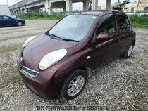 Used 2007 NISSAN MARCH BH379743 for Sale for Sale