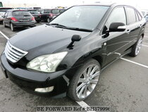 Used 2007 TOYOTA HARRIER BH379996 for Sale for Sale