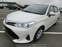 Used 2018 TOYOTA COROLLA AXIO BH380090 for Sale for Sale
