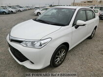 Used 2015 TOYOTA COROLLA AXIO BH380099 for Sale for Sale
