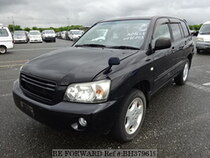 Used 2005 TOYOTA KLUGER BH379619 for Sale for Sale