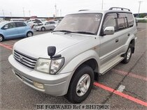 Used 2001 TOYOTA LAND CRUISER PRADO BH379620 for Sale for Sale
