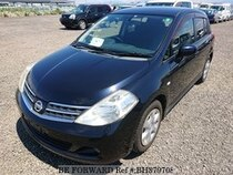 Used 2008 NISSAN TIIDA BH379708 for Sale for Sale