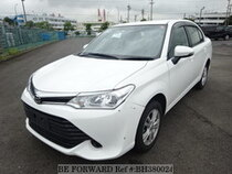 Used 2015 TOYOTA COROLLA AXIO BH380024 for Sale for Sale