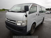 Used 2010 TOYOTA HIACE VAN BH379784 for Sale for Sale
