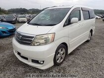 Used 2002 TOYOTA ALPHARD BH379943 for Sale for Sale