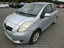 Used 2005 TOYOTA VITZ BH381545 for Sale for Sale