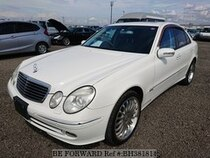 Used 2006 MERCEDES-BENZ E-CLASS BH381814 for Sale for Sale