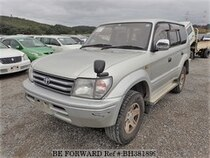 Used 1999 TOYOTA LAND CRUISER PRADO BH381899 for Sale for Sale
