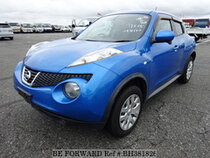 Used 2011 NISSAN JUKE BH381826 for Sale for Sale