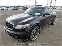Used 2011 INFINITI FX BH381638 for Sale for Sale