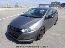 Used 2009 HONDA INSIGHT BH381579 for Sale for Sale