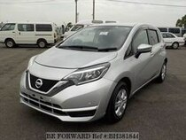 Used 2018 NISSAN NOTE BH381844 for Sale for Sale