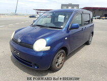 Used 2003 TOYOTA SIENTA BH381598 for Sale for Sale