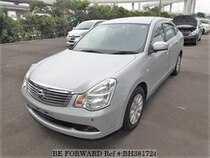 Used 2011 NISSAN BLUEBIRD SYLPHY BH381724 for Sale for Sale