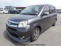 Used 2011 TOYOTA SIENTA BH381601 for Sale for Sale