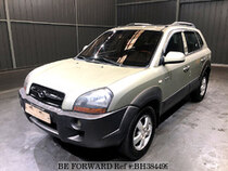 Used 2004 HYUNDAI TUCSON BH384499 for Sale for Sale