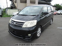 Used 2005 TOYOTA ALPHARD BH381940 for Sale for Sale